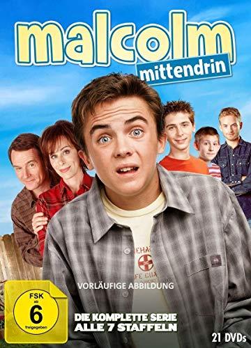 Malcolm mittendrin - Die komplette Serie (21 DVDs)