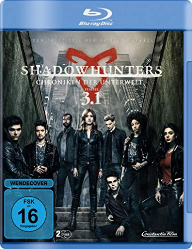 Shadowhunters - Chroniken der Unterwelt: Staffel 3.1 [Blu-ray]