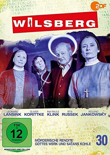 Wilsberg 30 - Mörderische Rendite / Gottes Werk und Satans Kohle