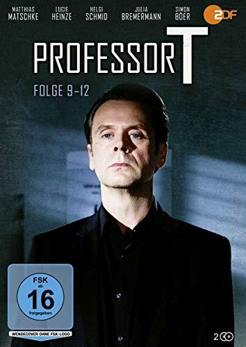 Professor T. Vol. 3 (Folge 9-12)