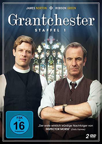 Grantchester Staffel 1 (2 DVDs)