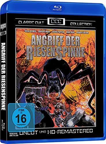 Angriff der Riesenspinne - Classic Cult Edition [Blu-ray]