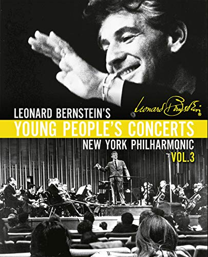 Leonard Bernstein's Young People's Concerts, Vol. 3 [Blu-ray]