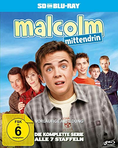 Malcolm mittendrin Die komplette Serie [SD on Blu-ray]