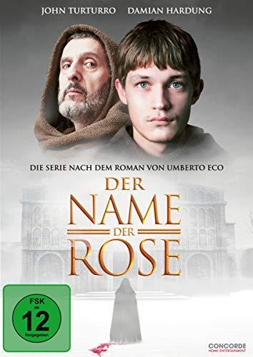 Der Name der Rose 3 DVDs