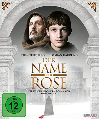 Der Name der Rose (Limitierte Sonderedition) [Blu-ray] Limitierte Sonderedition [Blu-ray]