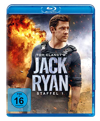 Tom Clancy's Jack Ryan Staffel 1 [Blu-ray]