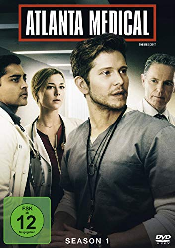 Atlanta Medical Staffel 1 (4 DVDs)