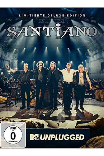 MTV Unplugged: Santiano (Limited Deluxe Edition) (2 CDs + 2 DVDs + Blu-Ray)
