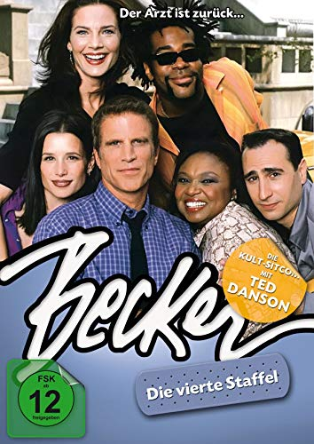 Becker Staffel 4 (3 DVDs)