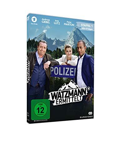 Watzmann ermittelt 2 DVDs