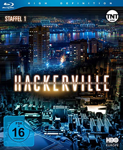 Hackerville Staffel 1 [Blu-ray]