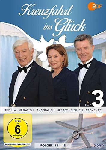 Kreuzfahrt ins Glück Box 3 (Folge 13-18) (3 DVDs)