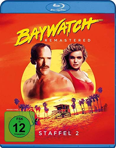 Baywatch (HD) - Staffel 2 [Blu-ray] HD - Staffel 2 [Blu-ray]