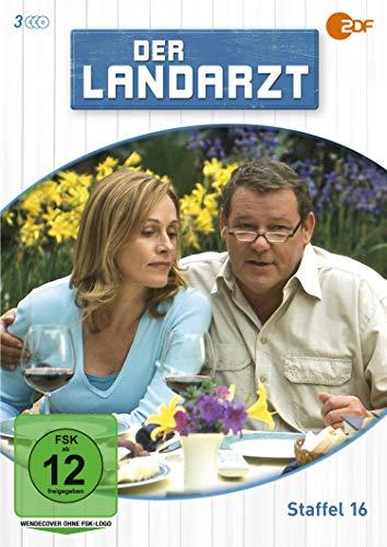 Der Landarzt Staffel 16 (3 DVDs)