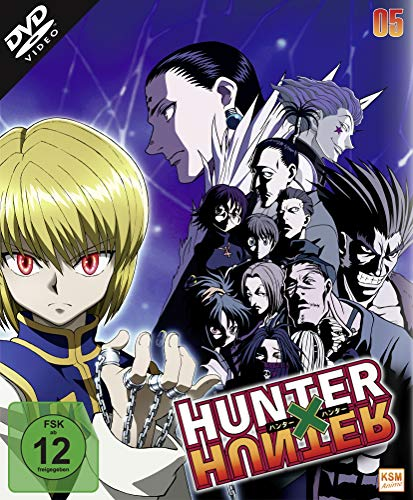 Hunter x Hunter Vol. 5 (Episode 48-58) (2 DVDs)