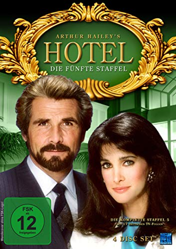 Hotel Staffel 5 (4 DVDs)