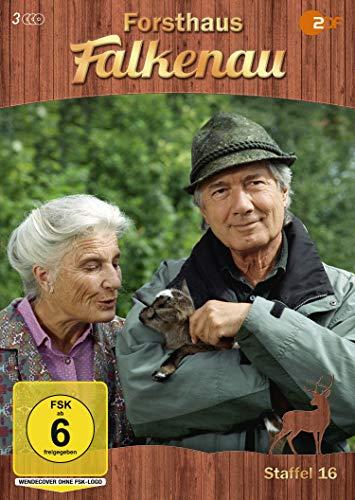 Forsthaus Falkenau Staffel 16 (3 DVDs)