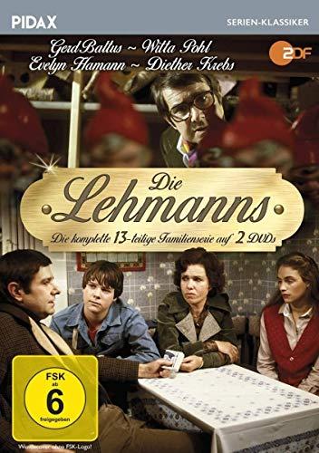 Die Lehmanns 3 DVDs