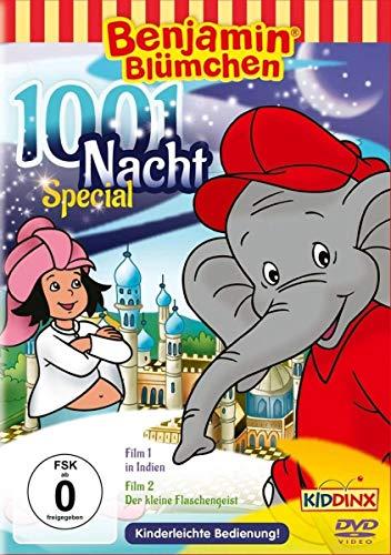 Benjamin Blümchen 1001 Nacht Special: In Indien/Der kleine Flaschengeist