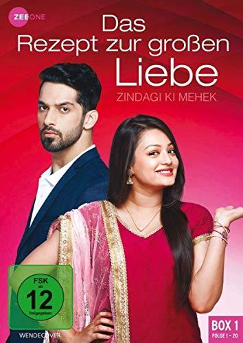 Das Rezept zur großen Liebe - Zindagi Ki Mehek: Box 1 (3 DVDs)