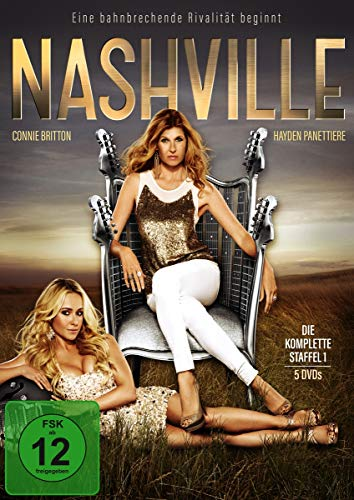 Nashville Staffel 1 (5 DVDs)