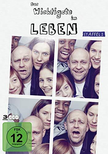 Das Wichtigste im Leben Staffel 1 (3 DVDs)