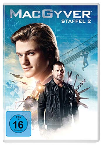 MacGyver Staffel 2 (6 DVDs)