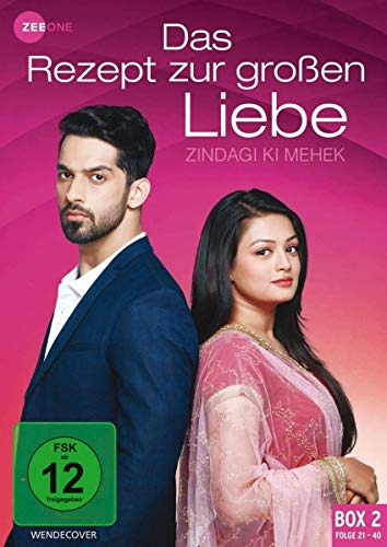 Das Rezept zur großen Liebe - Zindagi Ki Mehek: Box 2 (3 DVDs)