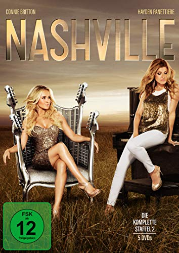 Nashville Staffel 2 (5 DVDs)