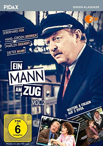 Ein Mann am Zug, Vol. 2 (2 DVDs)