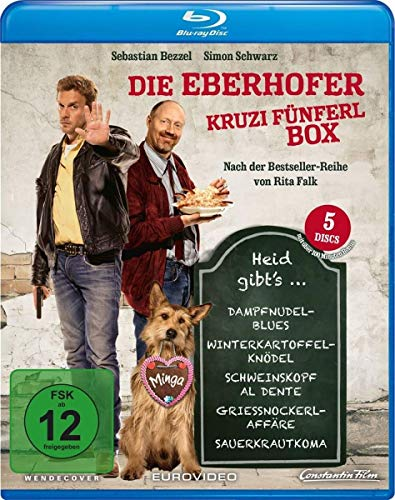 Eberhofer Kruzifünferl Box [Blu-ray]