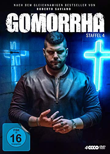 Gomorrha - Die Serie: Staffel 4 (4 DVDs)