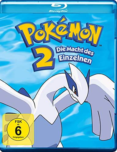 Pokémon Film 2: Die Macht des Einzelnen [Blu-ray]