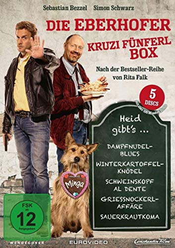 Eberhofer Kruzifünferl Box (5 DVDs)