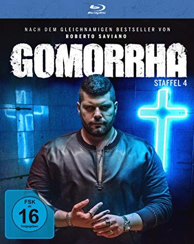 Gomorrha - Die Serie: Staffel 4 [Blu-ray]