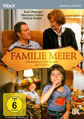 Familie Meier Die komplette Serie (3 DVDs)