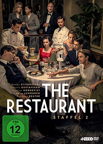 The Restaurant Staffel 2 (4 DVDs)