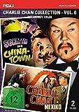 Collection, Vol. 6: Charlie Chan in Mexiko + Schatten über Chinatown