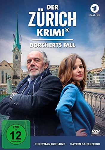 Der Zürich-Krimi - Fall  1: Borcherts Fall
