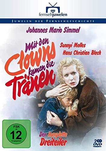 Mit den Clowns kamen die Tränen Der komplette Dreiteiler (2 DVDs)