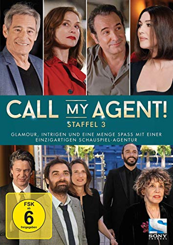 Call my Agent! Staffel 3 (2 DVDs)