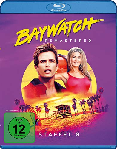 Baywatch (HD) - Staffel 8 [Blu-ray]