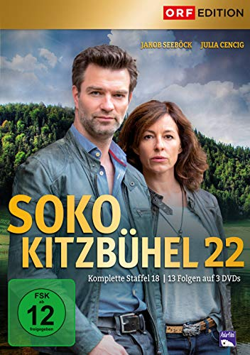 SOKO Kitzbühel Box 22 (3 DVDs)