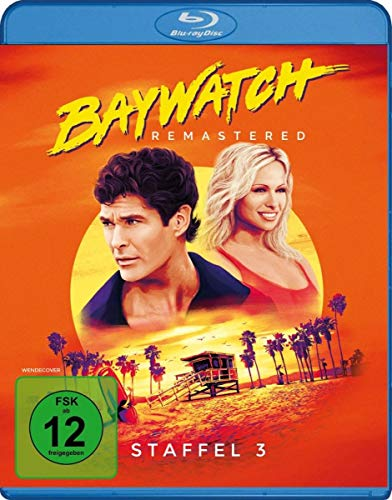 Baywatch (HD) - Staffel 3 [Blu-ray] HD - Staffel 3 [Blu-ray]