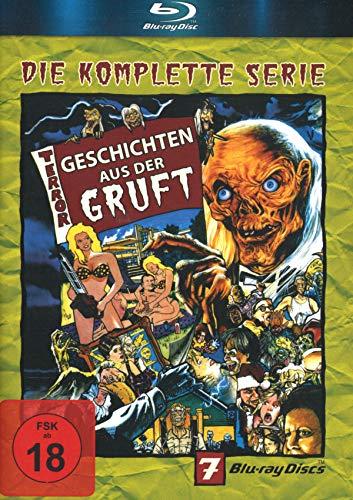 Geschichten aus der Gruft Die komplette Serie [Blu-ray]