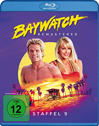 Baywatch (HD) - Staffel 9 [Blu-ray]