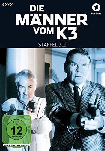 Die Männer vom K 3 Staffel 3.2 (4 DVD)