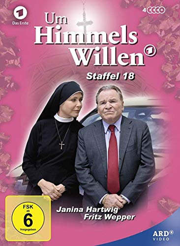 Um Himmels Willen Staffel 18 (4 DVDs)