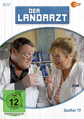 Der Landarzt Staffel 17 (3 DVDs)
